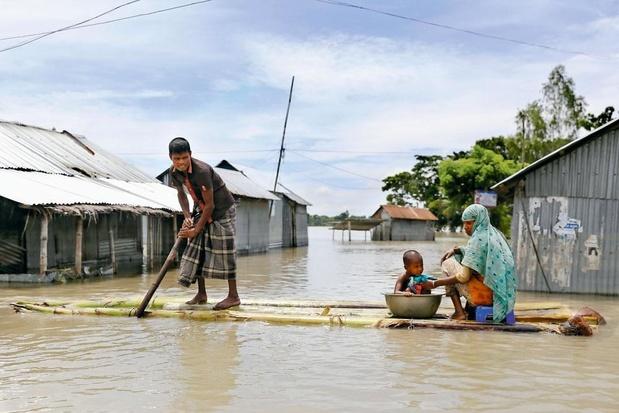 """""""Crise climatique sans doute la plus grande menace depuis la 2e Guerre mondiale"""""""