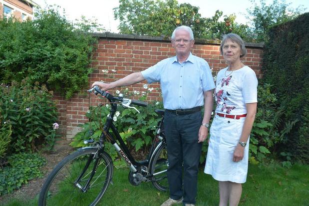 Guido is de man van de fietstochten bij Vl@S Izegem