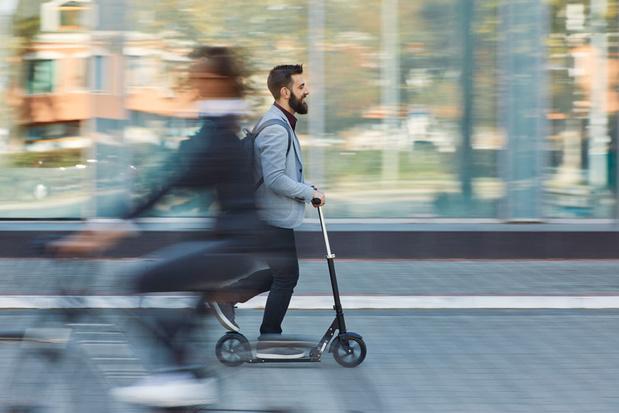 Voortaan kunnen werknemers ook steps, eenwielers en hoverboards kopen met ecocheques