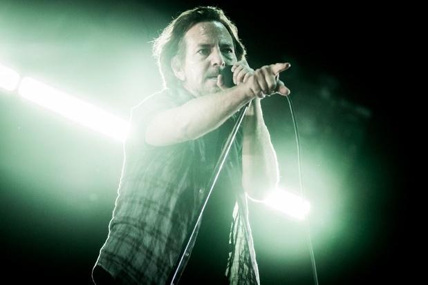 Pearl Jam opnieuw headliner op Rock Werchter