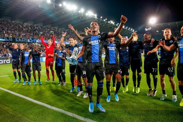 Club Brugge loot met Real en PSG twee absolute toppers