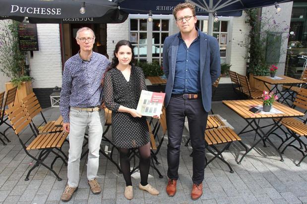Kortrijk stelt gids voor huizengeschiedenis voor