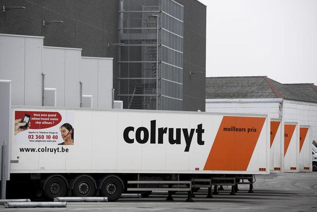 Coronaturbo blijft uit bij Colruyt