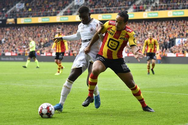 KV Mechelen buigt achterstand om in zege tegen Antwerp