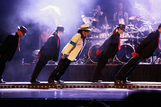 De '10 Years - Rest in Peace'-show eert Michael Jackson in Kursaal Oostende én keert terug