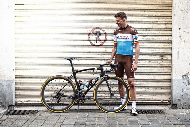 La renaissance des vélos d'Eddy Merckx