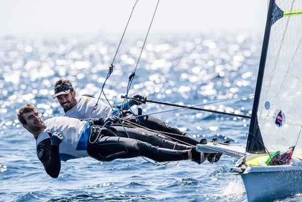 WB zeilen in Genua: Wannes Van Laer vierde in Laser, Yannick Lefèbvre in 'gouden vloot'