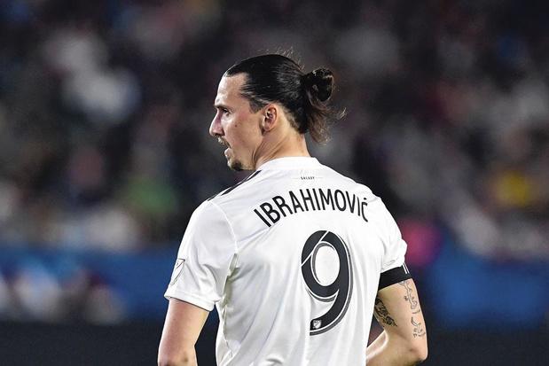 Ibrahimovic wil carrière afsluiten in Europa