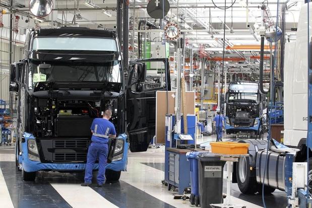 Fors lagere resultaten voor truckbouwer Volvo