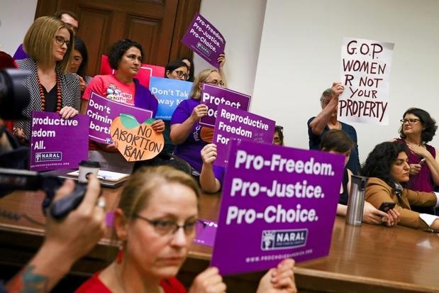 Ook Amerikaanse staat Missouri keurt strengere abortuswet goed