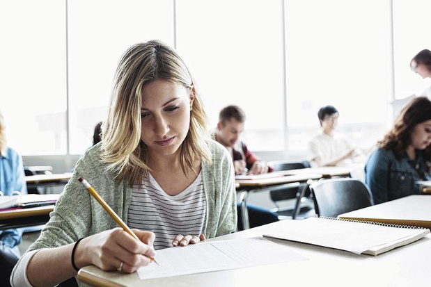 Copier ou non sa feuille d'examen ?