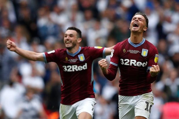 Aston Villa retrouve la Premier League (vidéos)