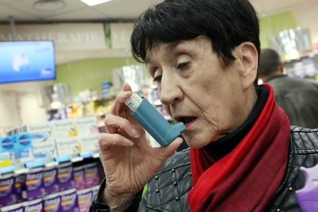 Une étude du CHU de Liège permettra de mieux identifier les différents types d'asthme