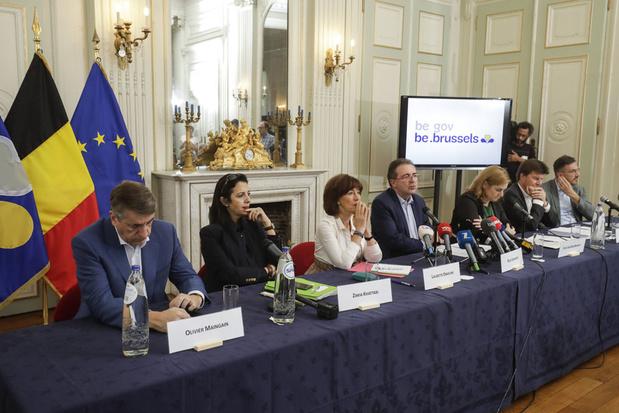 'Brussel, toon dat je ambitie hebt om een wereldstad te zijn'