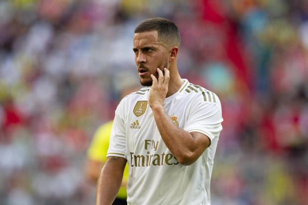 Hazard en Courtois bij Real Madrid: vechten tegen twijfels