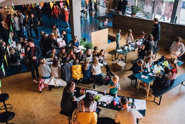 Kortrijks Kunstencentrum Buda valt in de prijzen op filmfestival Cannes