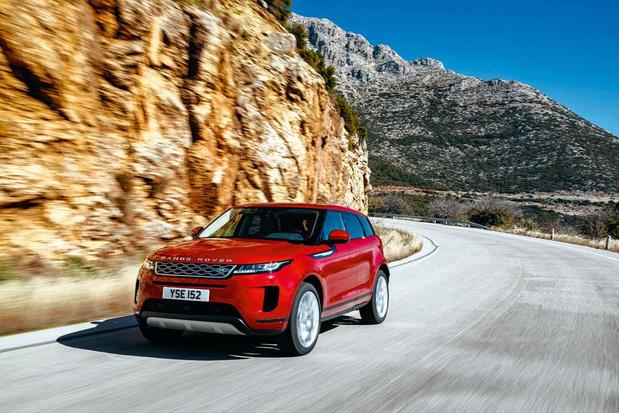 Meer Range Rover