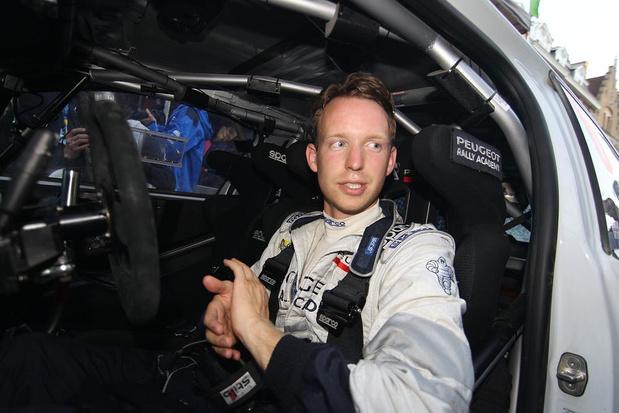 Buitenlandse piloten maken indruk op Qualifying Stage van Renties Ypres Rally