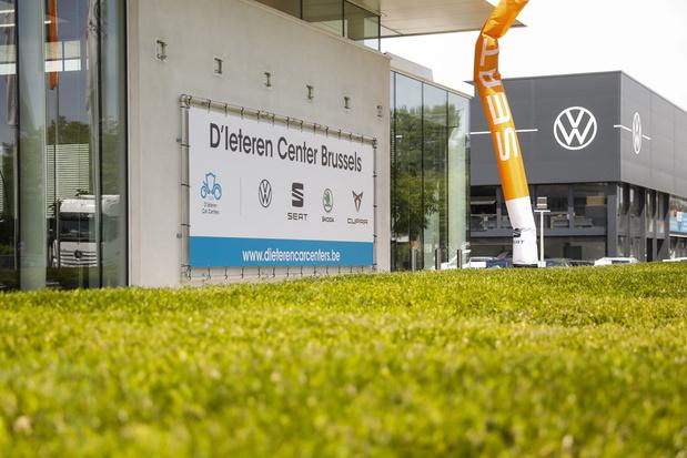 D'Ieteren wil Center Mail en Wondercar in Drogenbos sluiten: 103 banen op de tocht