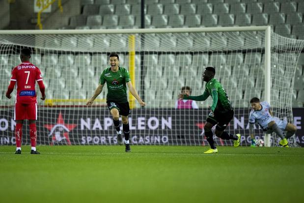 Cercle Brugge ziet Stef Peeters tweetal weken uitvallen