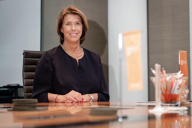 Karin Van De Velde is de eerste vrouwelijke voorzitter van Voka Limburg