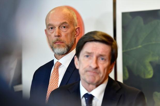 Voorzitter Swedbank stapt op
