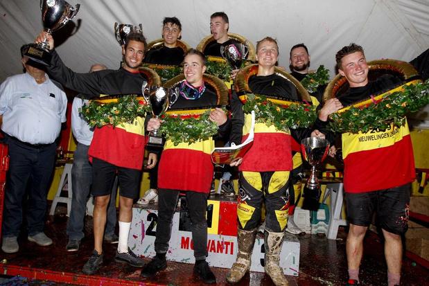 Motorcross Liefhebbers Bond (MCLB) te gast in Lichtervelde