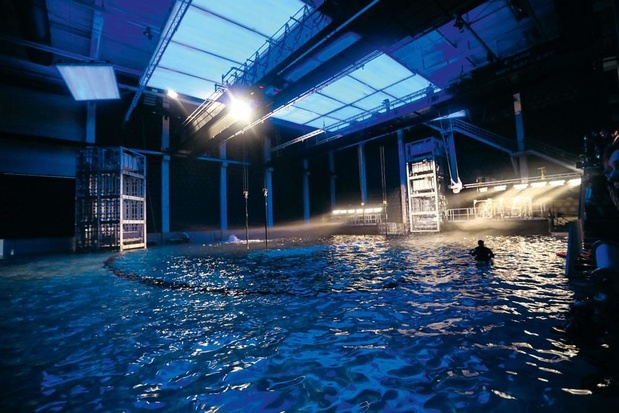 Plongée dans le plus grand studio aquatique d'Europe... à Vilvorde