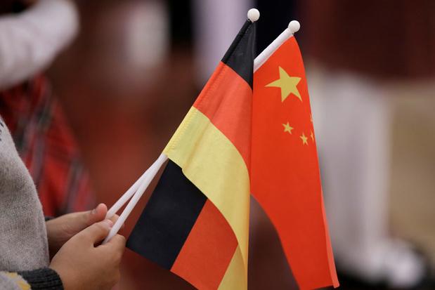 Duitse bedrijven hebben meer vertrouwen in China dan in VS