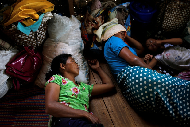 Amnesty: 'Leger Myanmar pleegt oorlogsmisdaden tegen minderheden'