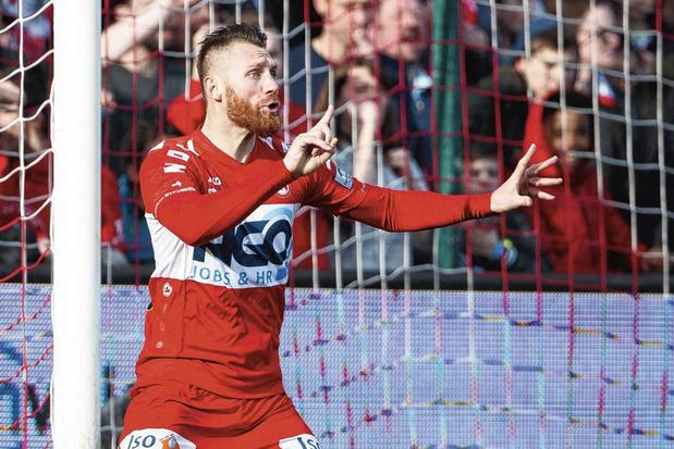 KV Kortrijk werkt hard voor mooi voetbal én resultaten