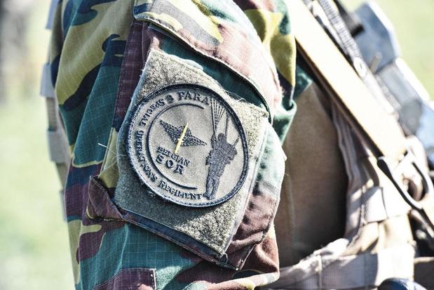 Des recrues para-commandos maltraitées au cours de leur formation à Namur