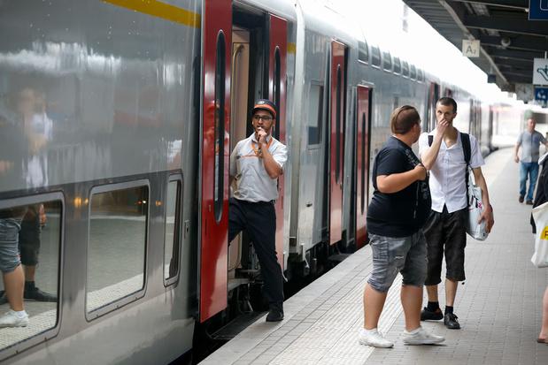 Infrabel: 9 op de 10 treinen rijden stipt