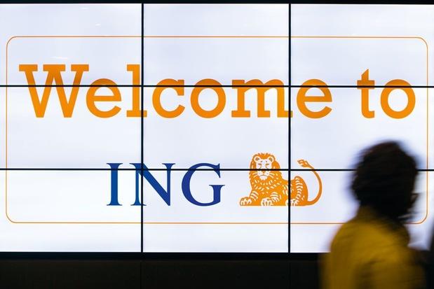 Ook negatieve rente voor rijke klanten ING in Nederland