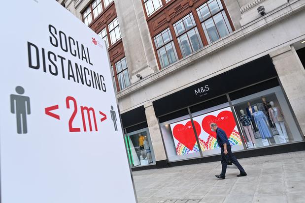 Britse inflatie stijgt tot 1 procent