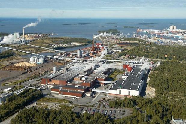 UPM réduit sa capacité de production de papier SC