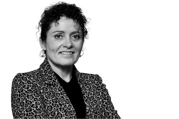 Lydia Peeters - Vlaams minister