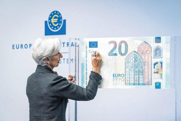 La présidente de la BCE met en garde contre une nouvelle crise financière