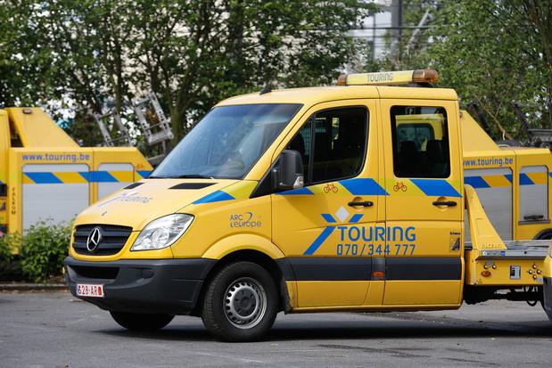 Touring dumpt Belfius voor BNP Paribas Fortis en AG Insurance