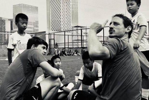 Belg in het buitenland: Mattias Redant (30) is jeugdcoach in Shenzhen