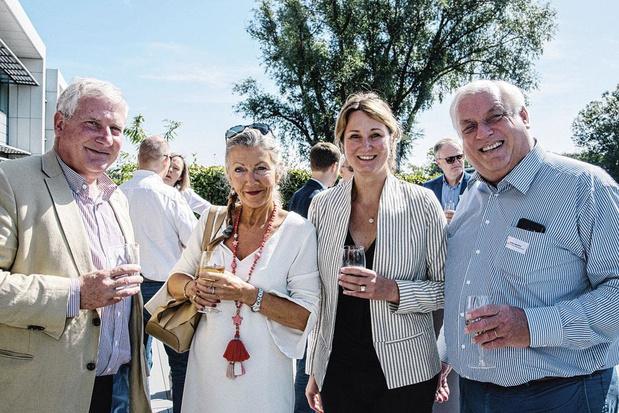 Garden-party du Cercle du Lac