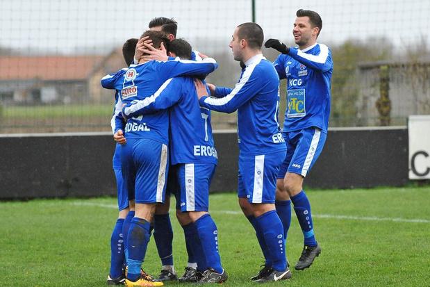 KSK Oostnieuwkerke wint met 1-0 van Bornem