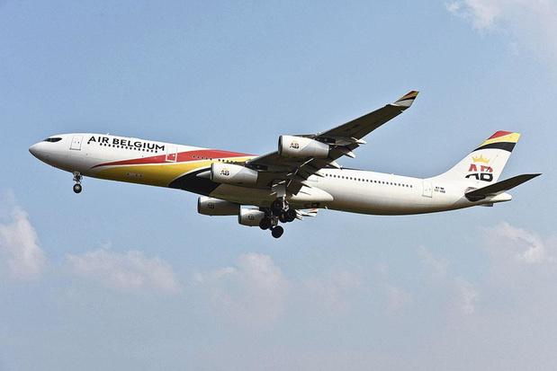 Air Belgium de retour