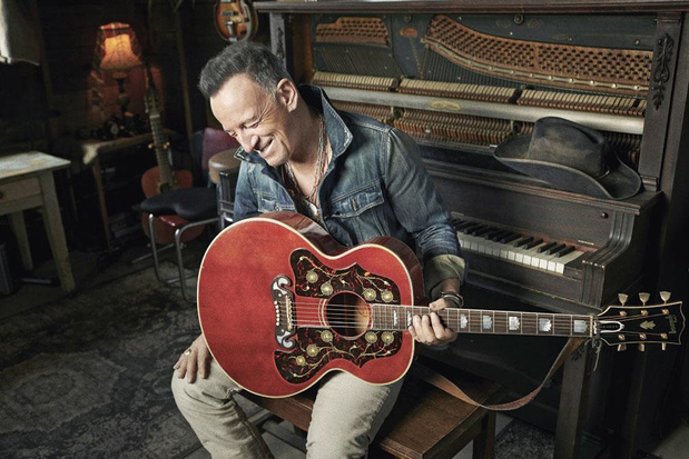 Bruce Springsteen gaat voor het nostalgische zonnebad op 'Western Stars'