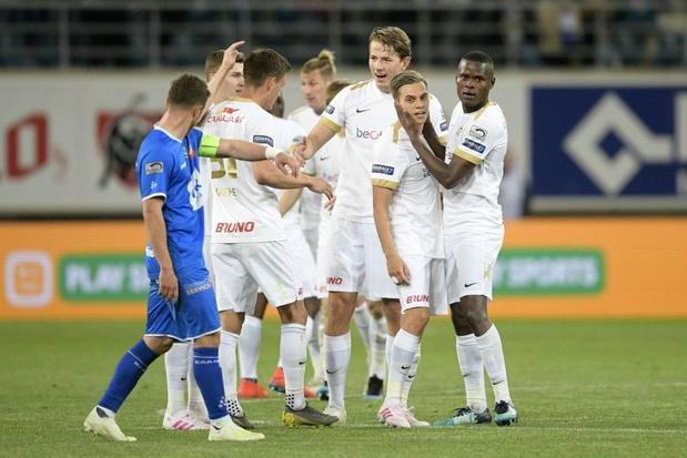 Matchwinnaar Trossard slaat AA Gent knock out in tweede helft