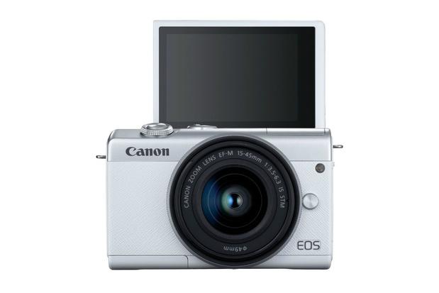 Compacte en vederlichte systeemcamera