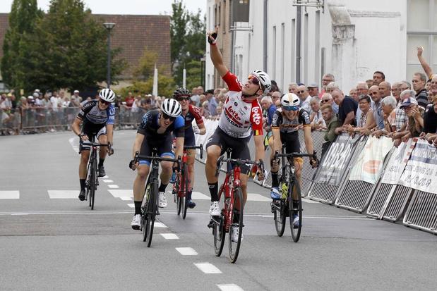 Sander De Pestel wint Memorial Danny Jonckheere in Oudenburg