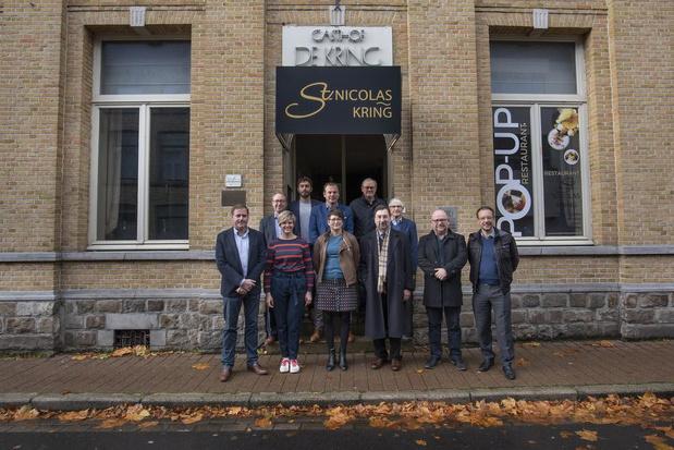 Stadsbestuur koopt Gasthof De Kring