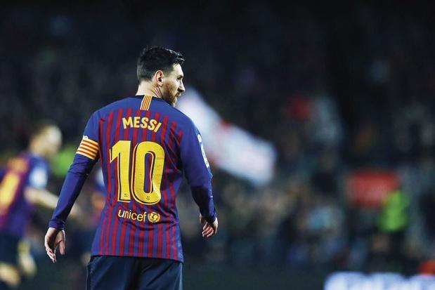 Oud-werknemer dient klacht in tegen Messi en zijn stichting wegens witwassen