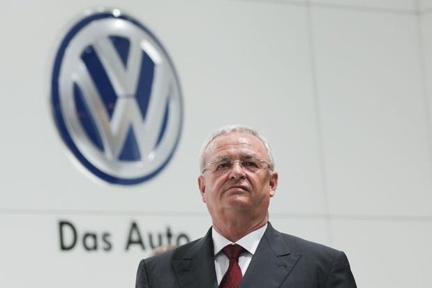Aanklacht tegen voormalige Volkswagen-topman Winterkorn voor valse verklaring
